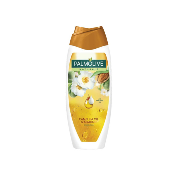 Palmolive Naturals Douchezeep Camellia Olie & Amandel 500ml