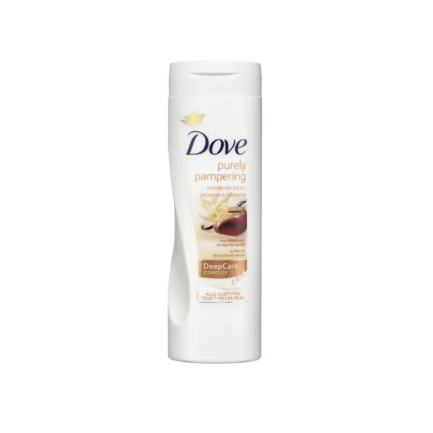 Dove Body Lotion Shea Butter & Warm Vanilla