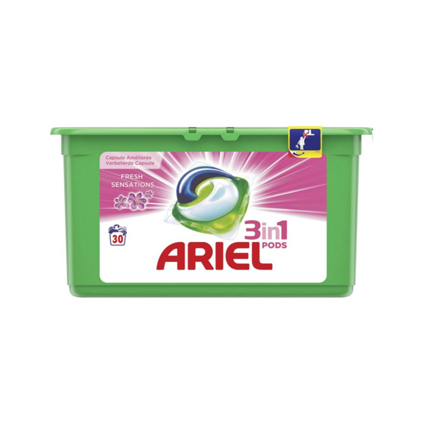 Ariel 3 in 1 Pods Fresh Sensations Pink