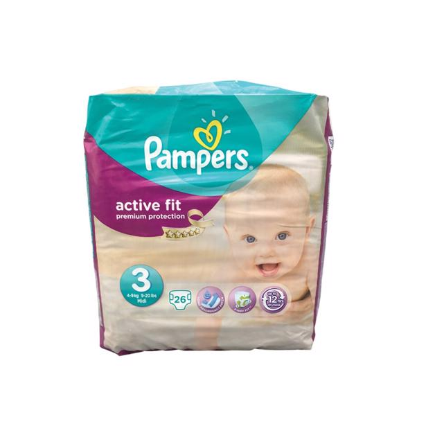 Pampers Active Fit 3