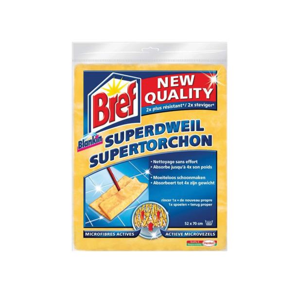Bref - Superdweil Blankin 52 x 70 cm