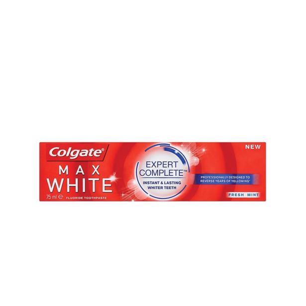 Colgate - Max White - Expert Complete Fresh Mint