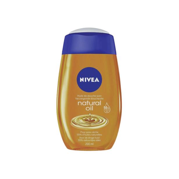 Nivea Douche Natural Oil