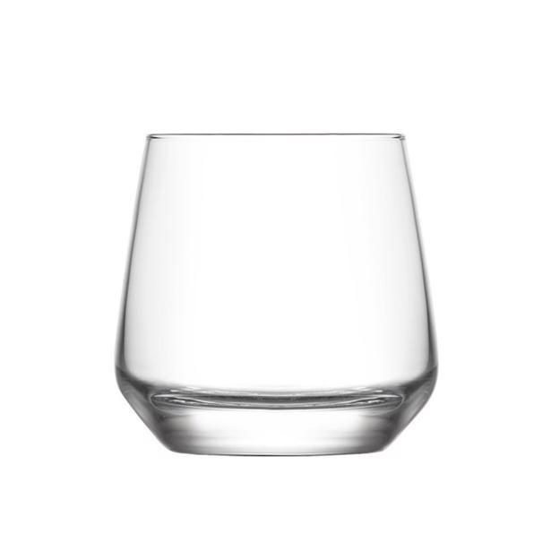 Lav - Set van 6 Whiskey Glazen (0.345L-glas)