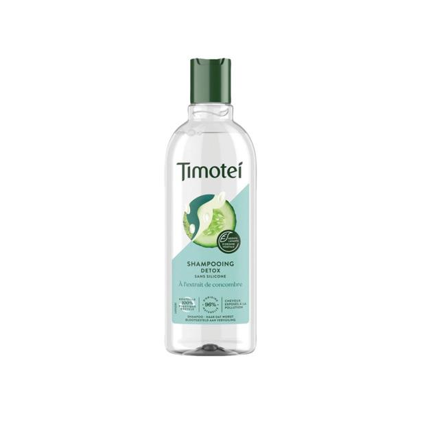 Timotei Shampoo Detox Fresh Cucumber 300ml