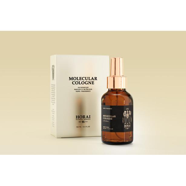 Horai - Huisparfum Molecular Cologne in Glazen Fles