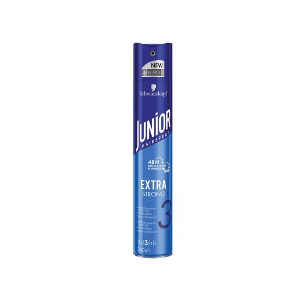 Junior Haarspray Extra Strong