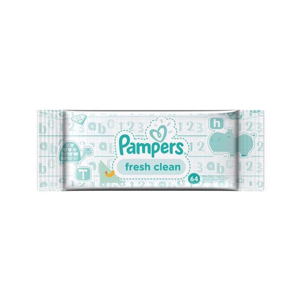 Pampers Babydoekjes Fresh Clean
