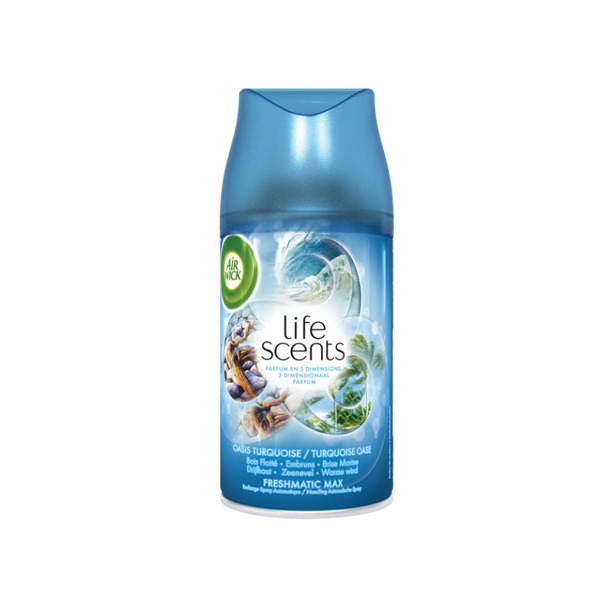 Airwick Life Scents Turquoise Oase Refill