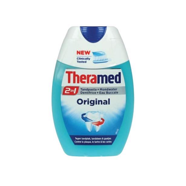 Theramed 2 in 1 Original in voordeelverpakking!