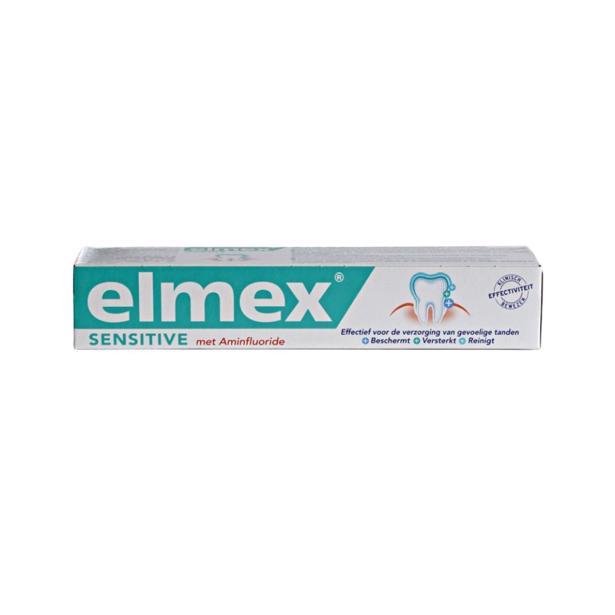 Elmex Tandpasta Sensitive voor gevoelige tanden