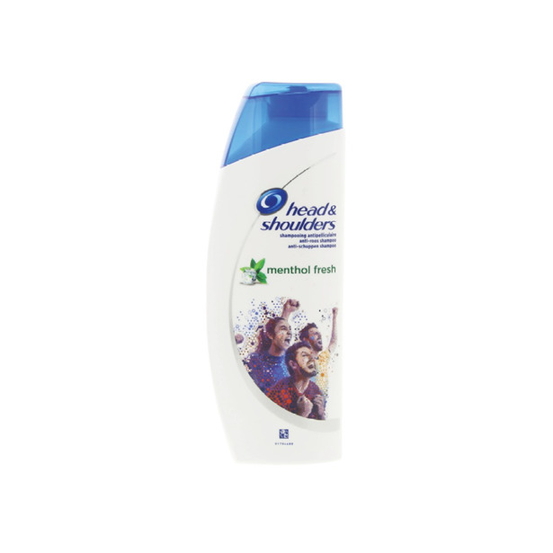 Head & Shoulders Menthol Fresh