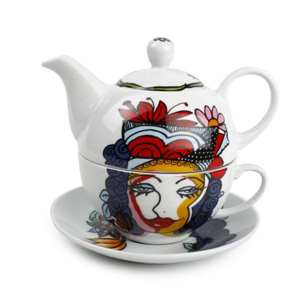 Tea for one Josien Broeren