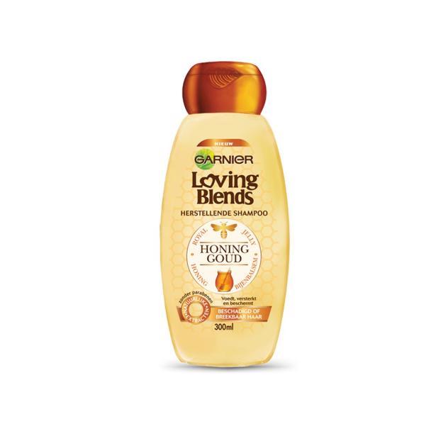 Garnier Loving Blends Shampoo Honing Goud