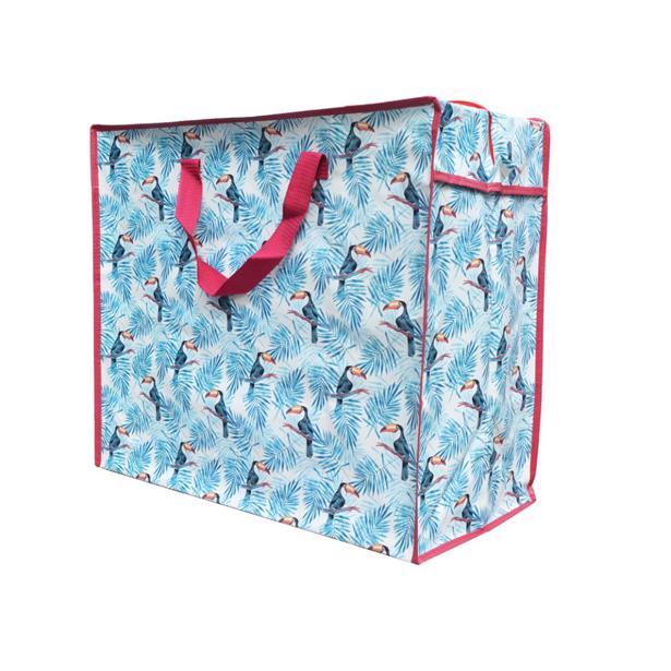 Luzinda Jumbo Storage Bag Toucan in voordeelverpakking!