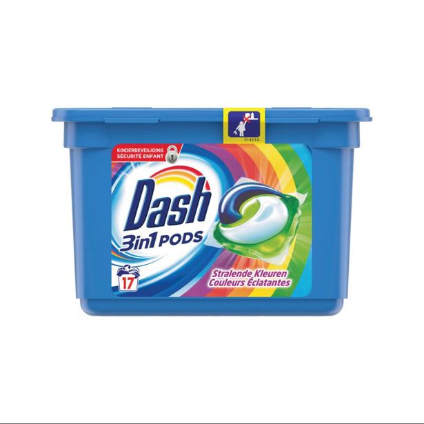 Dash 3 in 1 Pods Stralende Kleuren