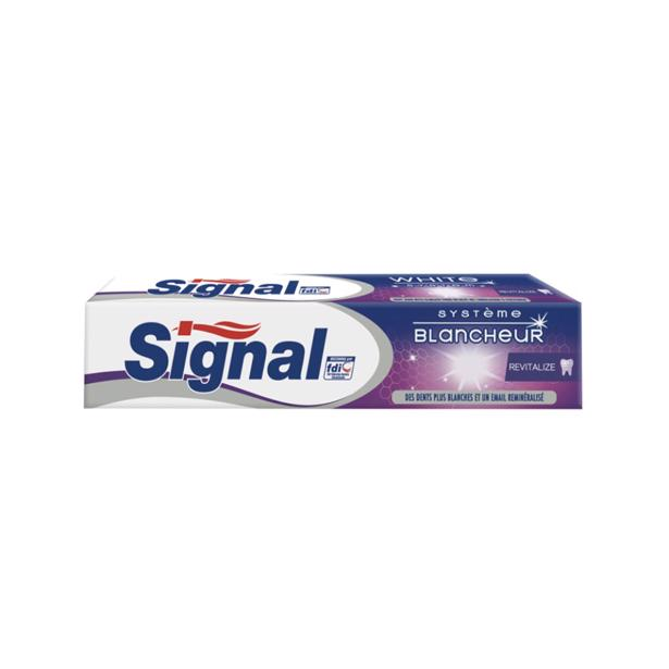 Signal Tandpasta White System Revitalize
