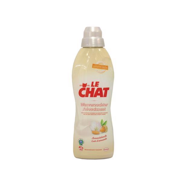 Le Chat wasverzachter Amandelmelk in voordeelverpakking