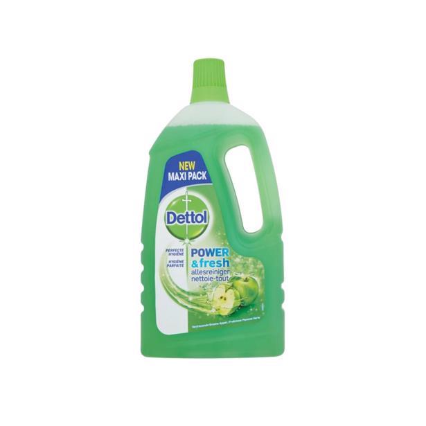 Dettol - Power & Fresh Allesreiniger Groene Appel