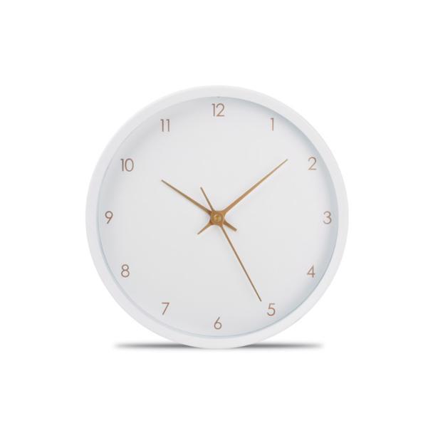 Yong - Wandklok O'Time 26 cm Wit