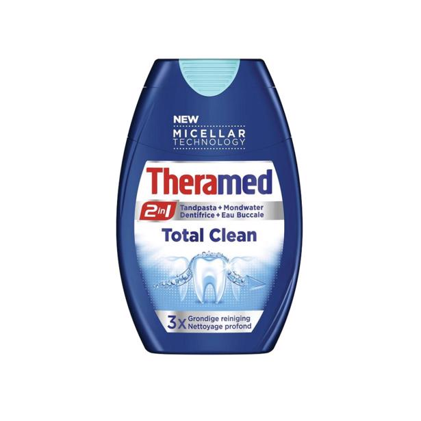 Theramed 2 in 1 Total Clean