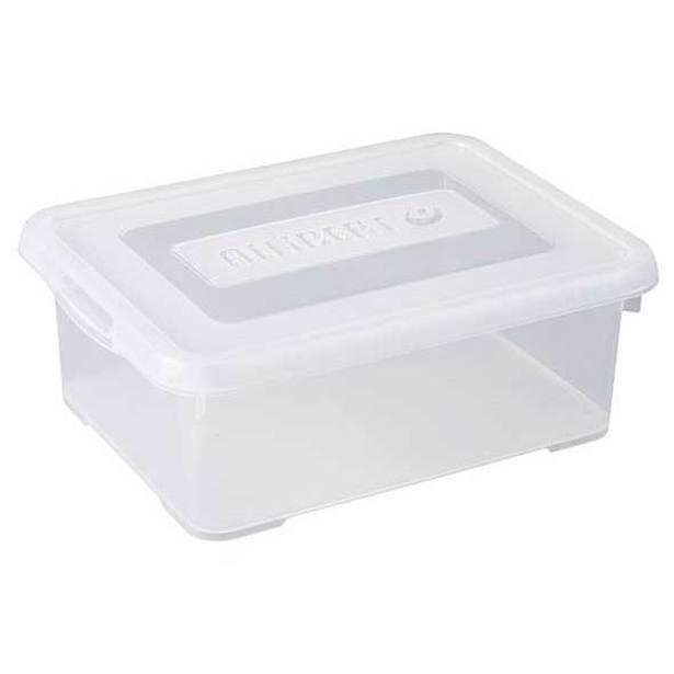 Curver - Handy Box 12L- 40x29x14cm - Transparant