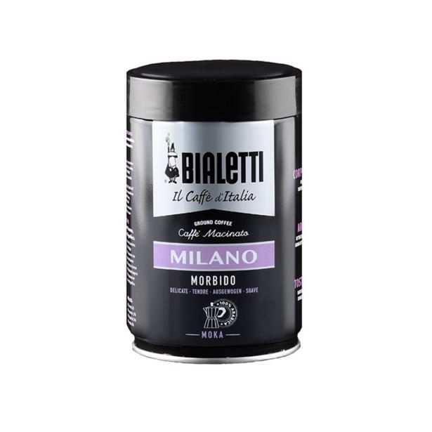 Bialetti Gemalen Koffie Milano 250 gr