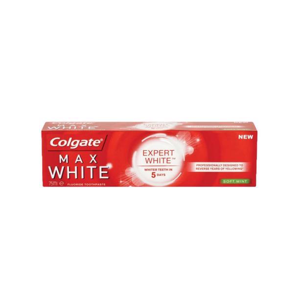 Colgate Max White - Expert White Soft Mint