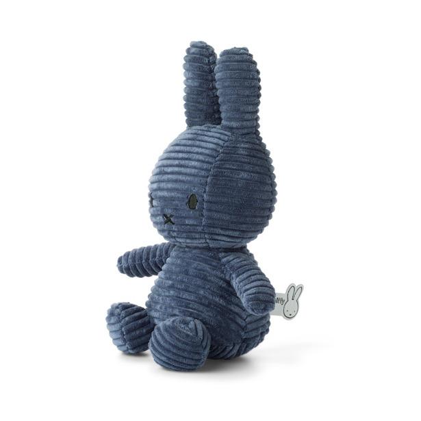 Nijntje - Corduroy Blue 23 cm