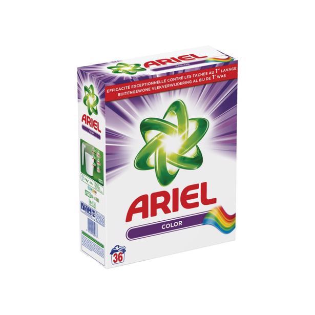 Ariel - Waspoeder Color&Style 2.34 kg