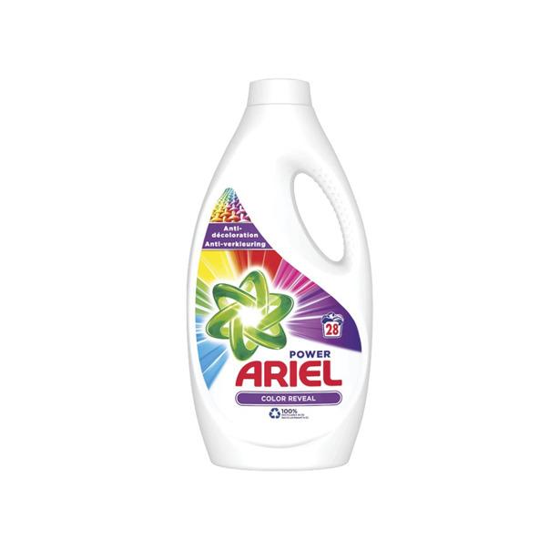 Ariel Power Color Reveal