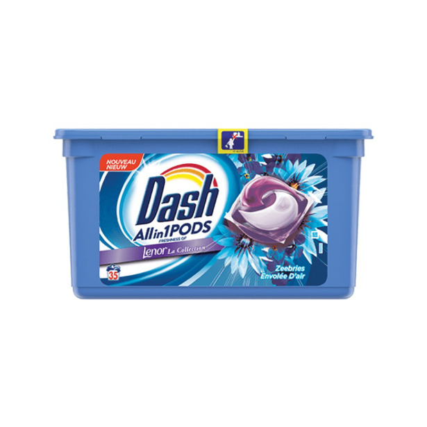 Dash All in 1Pods Zeebries