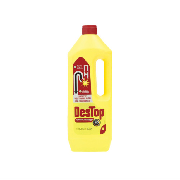 Destop - Ontstopper Gel 45 minuten met Soda