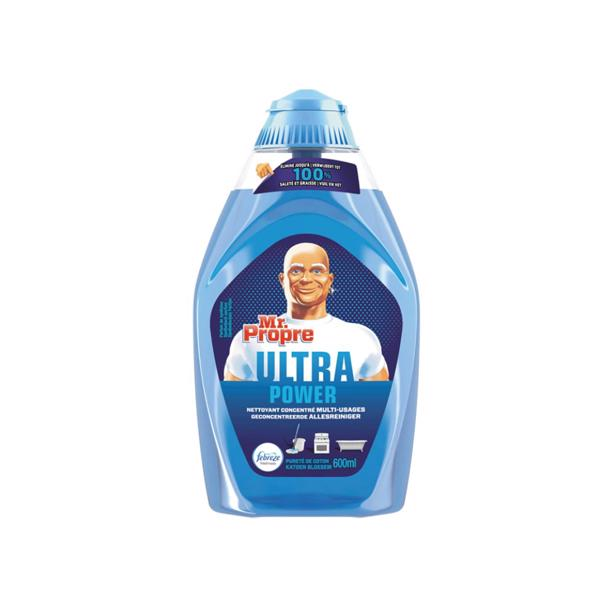 Mr Proper Ultra Power Gel Multi Clean Katoen Bloesem 600ml