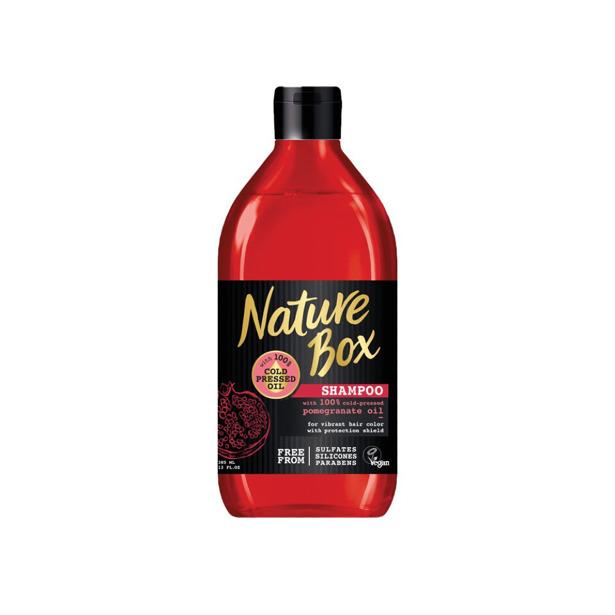 Nature Box Shower Gel Pomegranate Oil