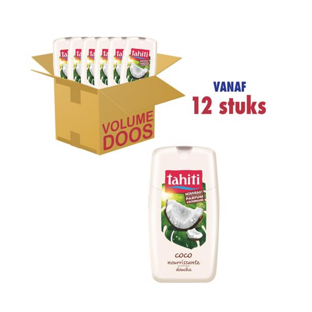 Tahiti Kokos in voordeelverpakking 12 x 250 ml