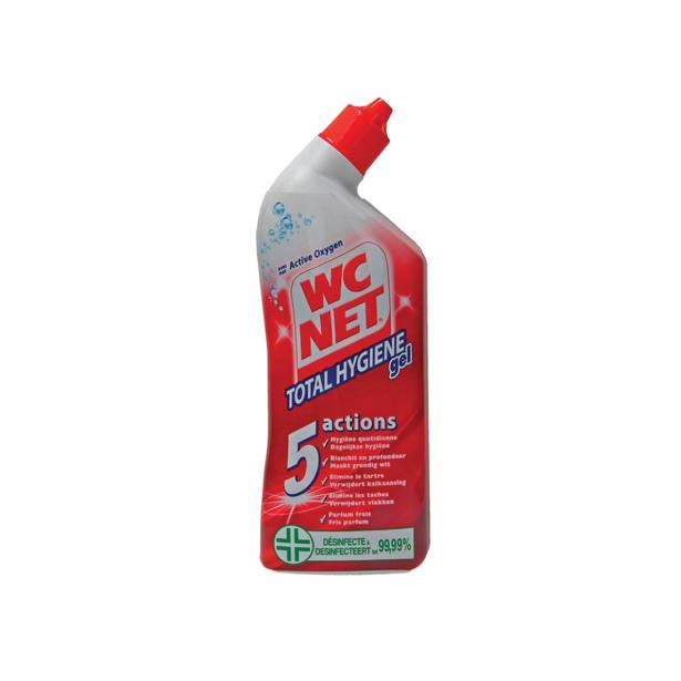 WC Net - Total Hygiene Gel 750 ml