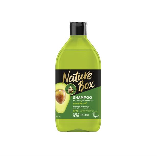Nature Box Shampoo Avocado Oil 385ml