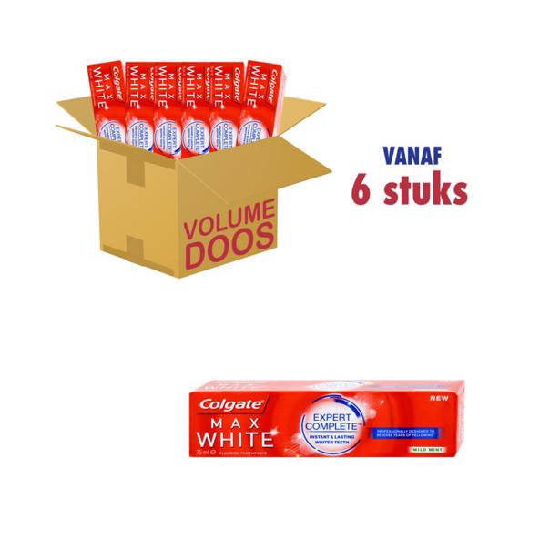 Colgate Max White - Expert Complete Mild Mint