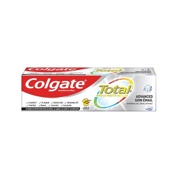 Colgate Tandpasta Total Advanced Enamel Health