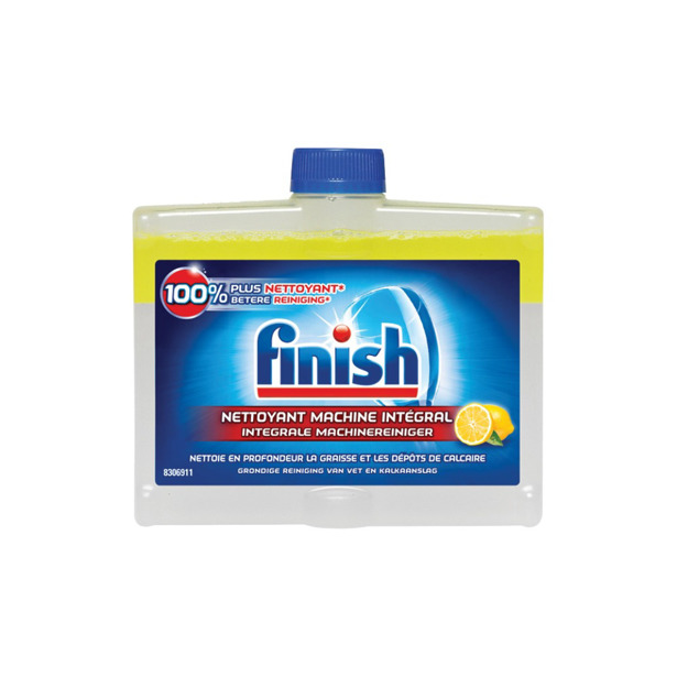 Finish Integrale Machinereiniger Lemon 250ml
