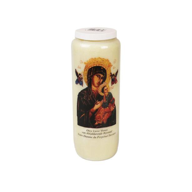 Spaas Noveenkaarsen - 9 dagenbranders Onze Lieve Vrouw van Altijddurende Bijstand