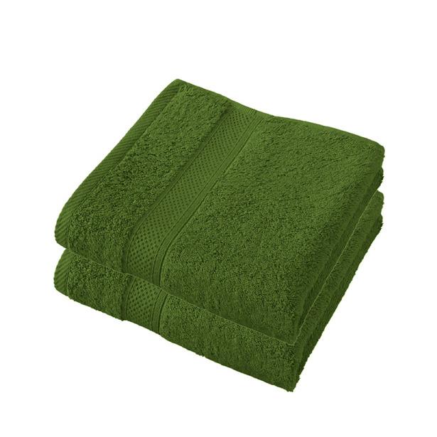 De Witte Lietaer Handdoek Stephanie Cactus 50x100cm