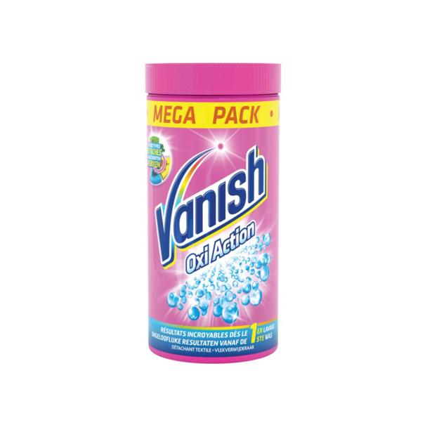 Vanish Oxi Action Poeder Pink 1500gr