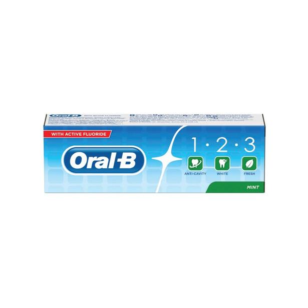 Oral-B 1 2 3 Mint