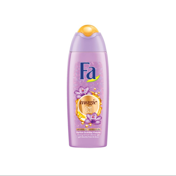 Fa Douche Magic Oil Purple Orchid