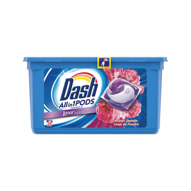 Dash All in One Pods Robijn Jasmijn