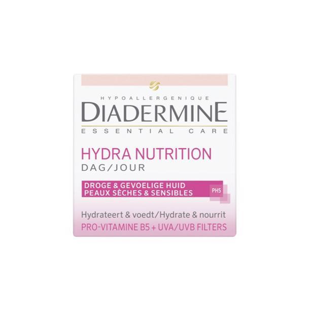 Diadermine Essential Care Hydra Nutrition Dagcrème
