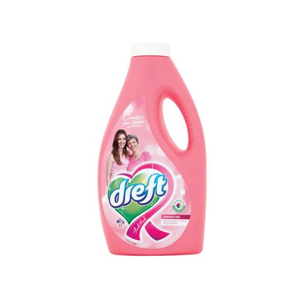 Dreft Think Pink Vloeibaar Wasmiddel