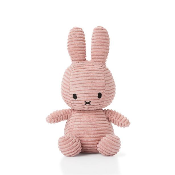 Nijntje - Corduroy Pink 23 cm